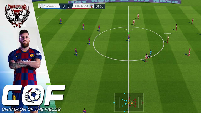 NetEase Rilis Game Sepak Bola Multiplayer Terbarunya Champions of The Field